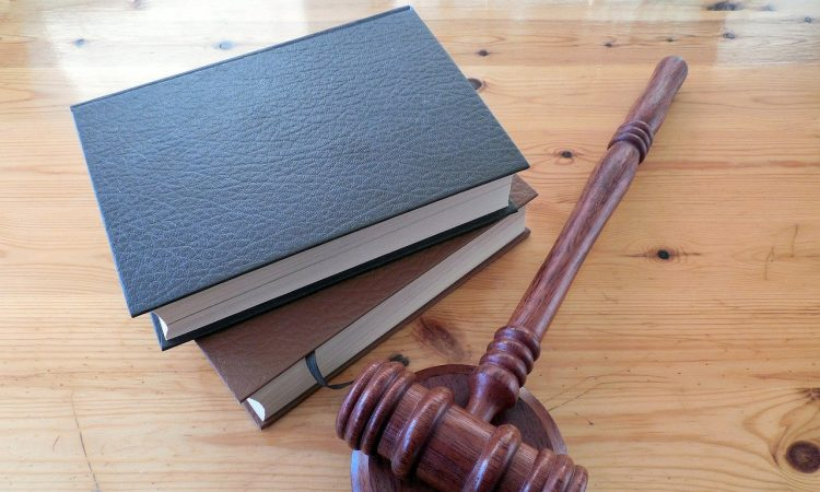 Hammer Books Law Court Lawyer Paragraphs Rule