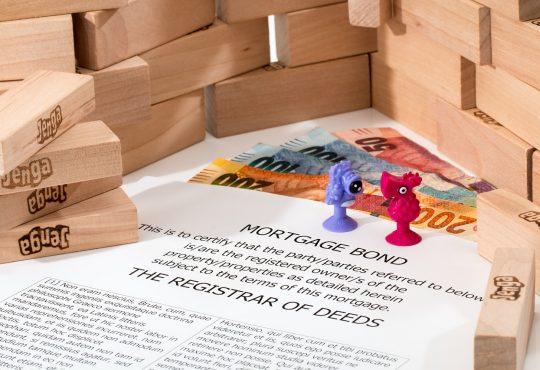 Real Estate Mortgage Bond House Sales Estate Agent