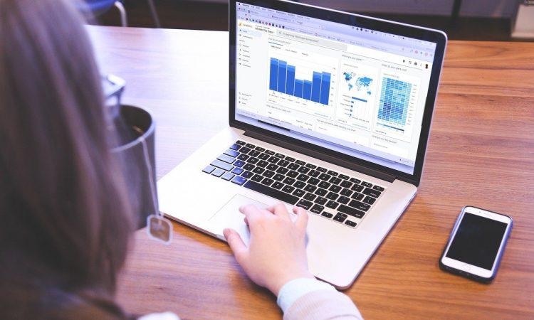 Computer Statistics Traffic Digital Marketing